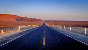 Panamericana Sur Highway - Nazca Desert, Peru