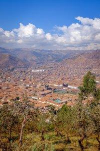 City View - Cusco, Peru