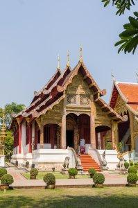 Wat Phra Singh - Chiang Mai, Thailand