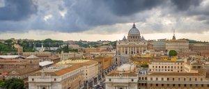 St. Peter's Basilica - Vatican City, Italy
