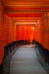 Fushimi Inari-taisha - Kyoto, Japan