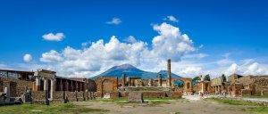 Mount Vesuvius - Pompeii, Italy