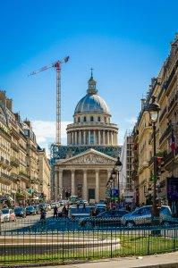 Pantheon Restoration - Paris, France