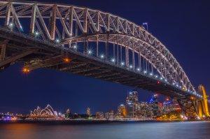 Sydney Harbour Bridge - Sydney, Australia
