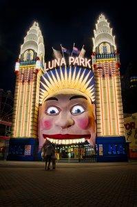 Luna Park - Sydney, Australia