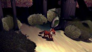 The Good Fox - Target Render